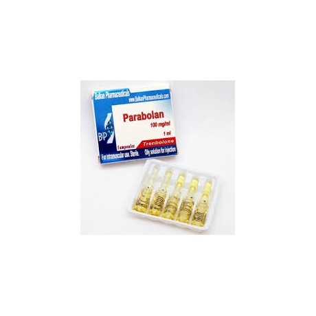 Parabolan Balkan Pharma (100 mg/ml) 1 ml
