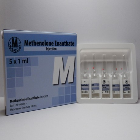Methenolone Enanthate March (100 mg/ml) 1 ml