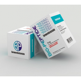 Sermorelin Acetate 5mg - BIO-PEPTIDE