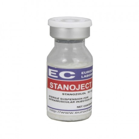 Eurochem StanoJect 50 50mg/1ml [10ml vial]