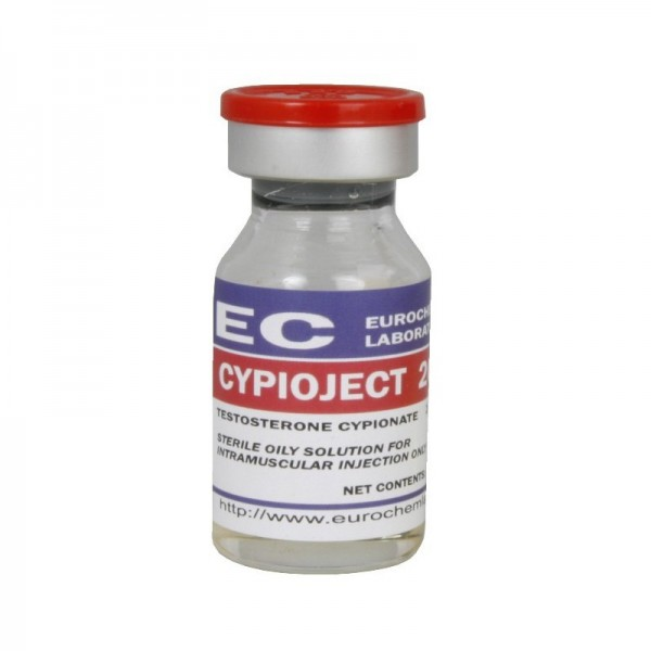 Buy now CypioJect 200 sport anabolic steroid from reliable