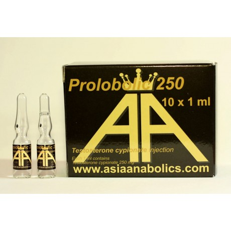 Prolobolic 250 (Asia Anabolic) 250mg/ml