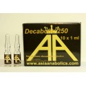 Decabolic 250 (Asia Anabolics) 250mg/ml