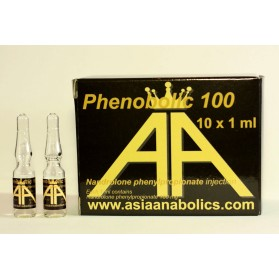 Phenobolic 100 (Asia Anabolic) 100mg/ml