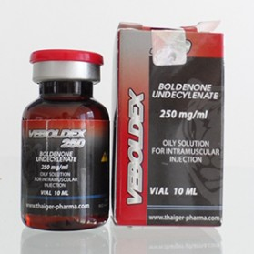 Veboldex 250, Boldenone Undecylenate, Thaiger Pharma, 250mg/10ml