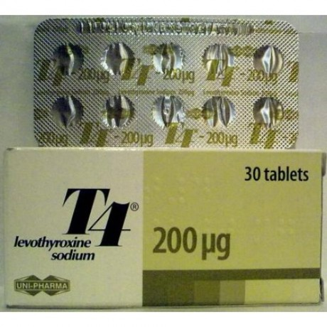 T4 Cytomel Uni-Pharma 30tabs/200mcg