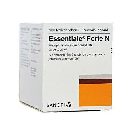 Essentiale Forte N cps.100x300mg