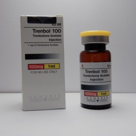 Trenbol 100 Genesis (100 mg/ml) 10 ml
