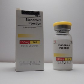 Stanozolol Injection Genesis (100 mg/ml) 10 ml