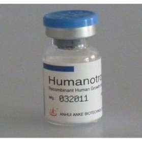 Humanotrope 30 i.u. China  Injection