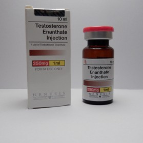 Testosterone Enanthate Genesis (250 mg/ml) 10 ml