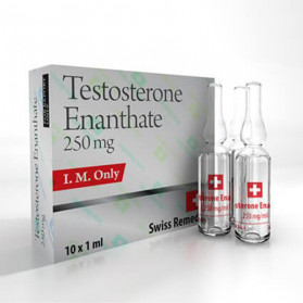 Testosterone Enanthate 250mg Swiss Remedies