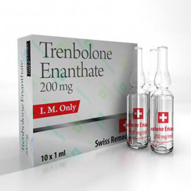 Trenbolone Enanthate 200mg Swiss Remedies