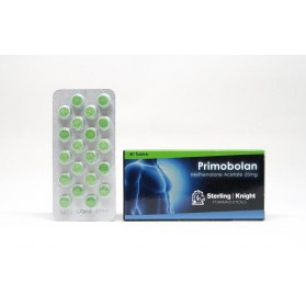 Primobolan tablets - Sterling knight pharma