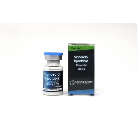 Stanozolol injectable - Sterling knight pharma