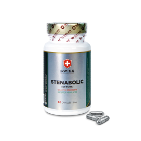 Stenabolic or SR-9009 Swiss Pharmaceuticals Prohormones