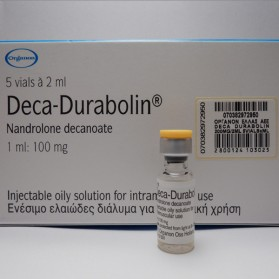 Deca Durabolin Organon (100 mg/ml) 1 ml